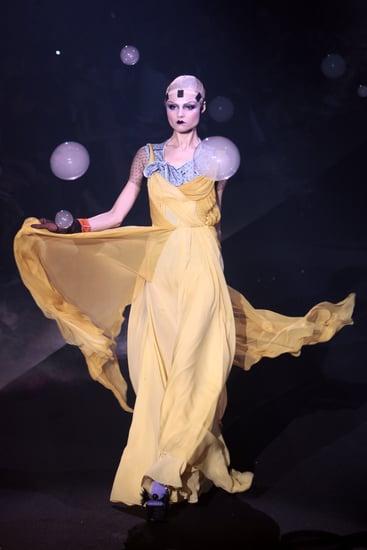 Paris Fashion Week: John Galliano Spring 2010