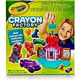 For 6-Year-Olds: Crayola Crayon Factory