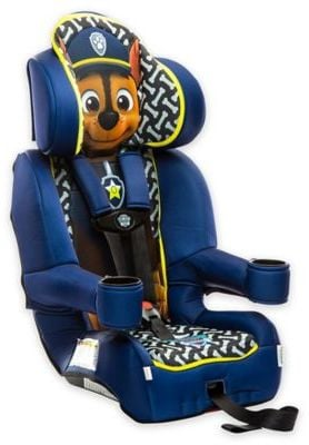 KidsEmbrace PAW Patrol Chase Combination Booster Car Seat
