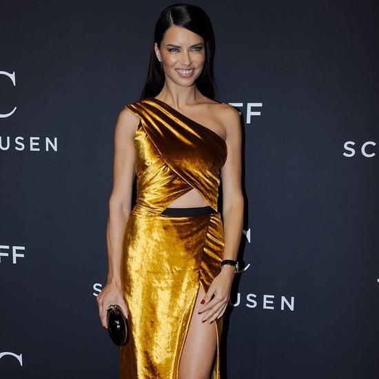 Adriana Lima's Best Style 2017