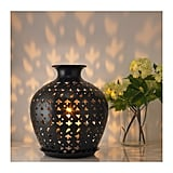 Lantern For Block Candle, Black ($30)