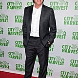 Richard Gere suited up for the City Harvest fete.