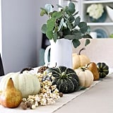 Gourds can be used to decorate every inch of your house