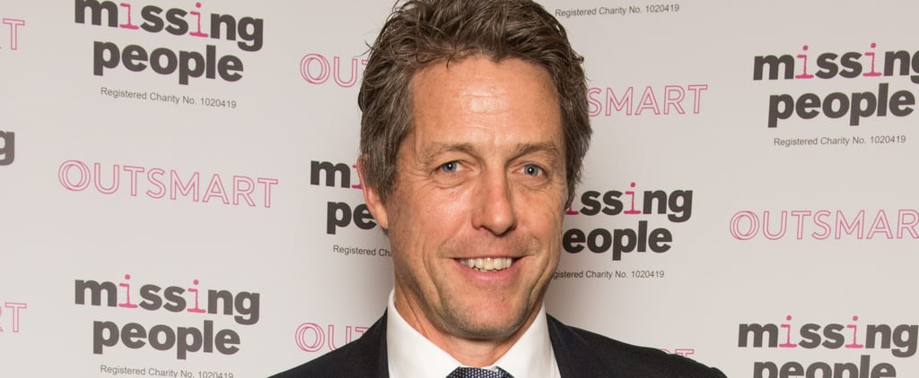 Hugh Grant Is Expecting His Fifth Child