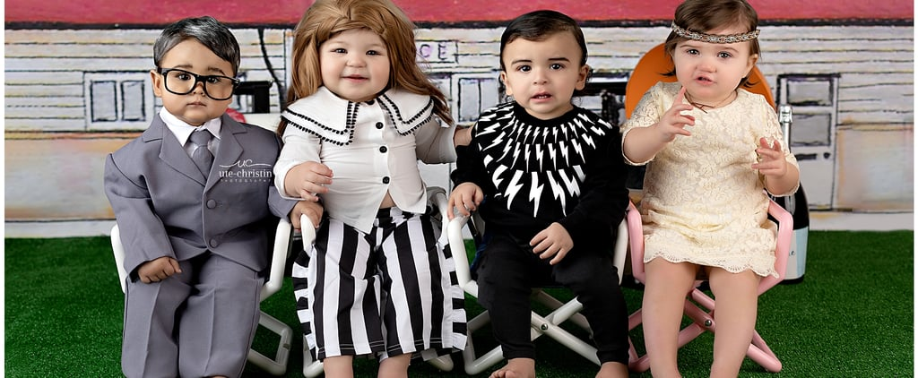 Adorable Schitt's Creek Cake Smash With Babies
