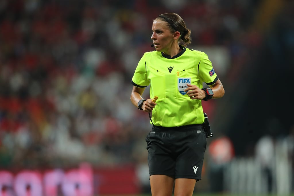 Stephanie Frappart Referees the 2019 UEFA Super Cup