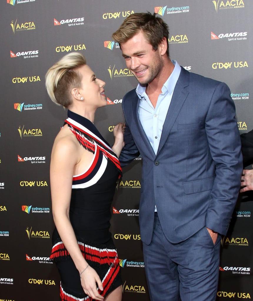 Chris Hemsworth And Wife Wedding