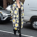 Karlie Kloss's Street Style at New York Fashion Week
