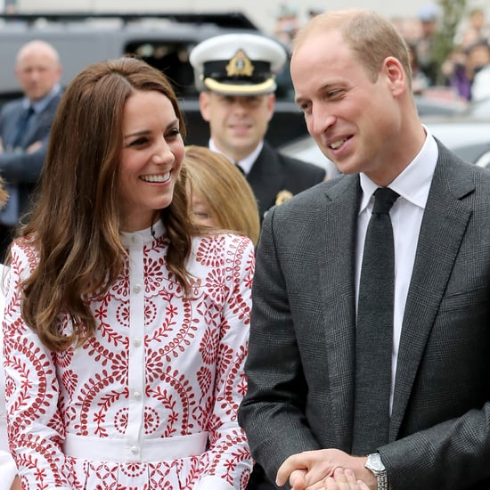 Cute Pictures of Prince William and Kate in Canada
