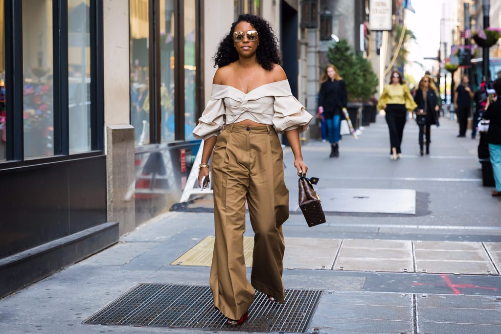 How to Wear Your Summer Top in the Fall