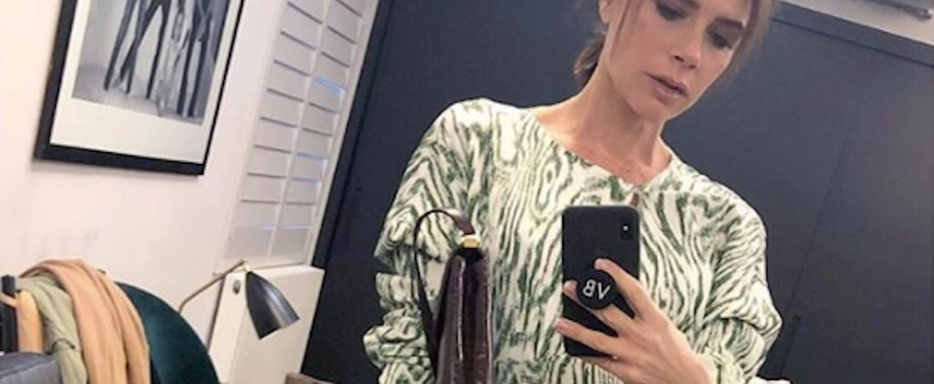 Victoria Beckham's Dress Is the Holiday Party Miracle You Never Saw Coming