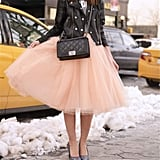 Toah Sheer Bowknot Tutu Skirt