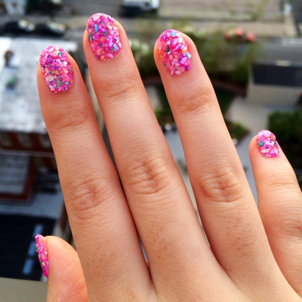 A Simple Nail-Art Kit For a Mermaid-Like Manicure | POPSUGAR Beauty UK