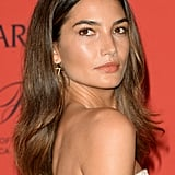 Long waves and a warm makeup palette made up the perfect warm-weather beauty combination for Lily Aldridge at the CFDA Fashion Awards.