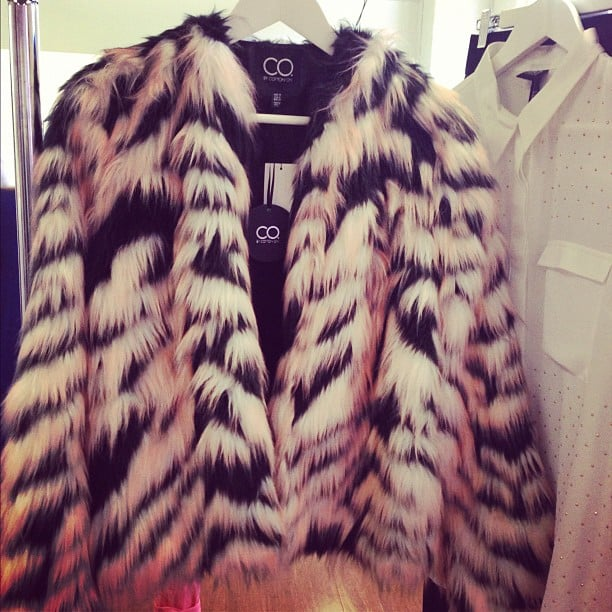 Faux-fur goodness from the latest Cotton On campaign.