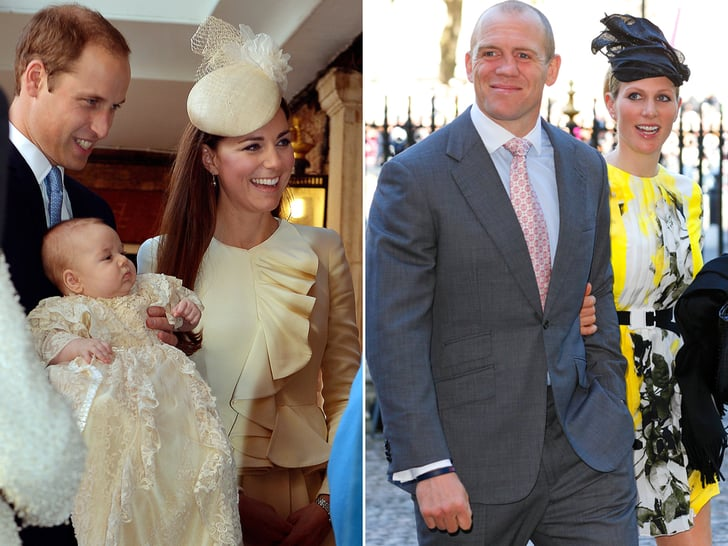 How Is New Royal Baby Mia Grace Related to Prince George Exactly?
