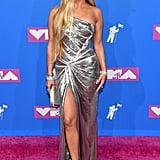 Jennifer in Versace, August 2018