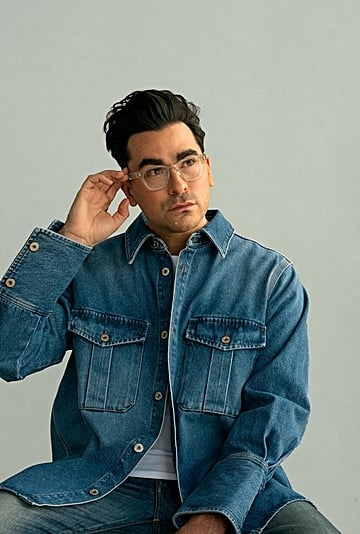 See Dan Levy's D.L. Eyewear and Sunglasses Spring Collection