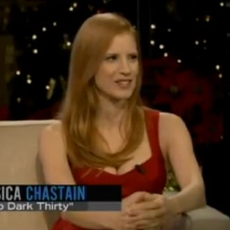 Jessica Chastain Interview on Chelsea Lately