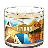 Autumn Three-Wick Candle