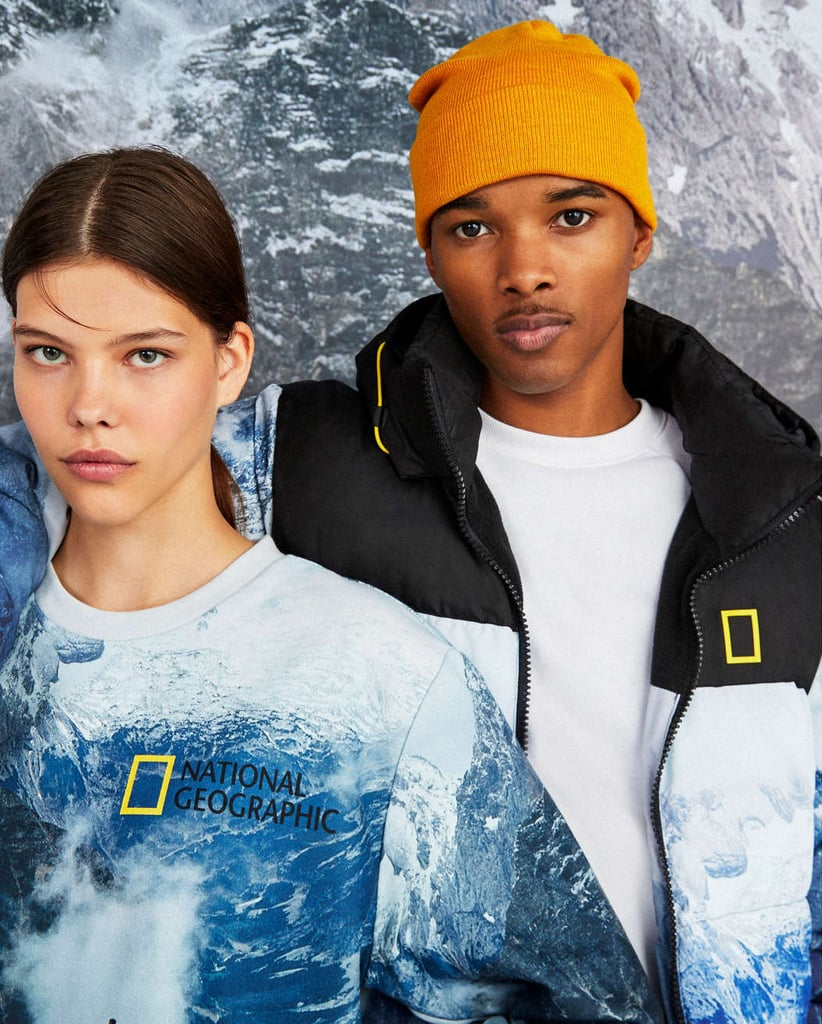 Bershka x National Geographic Sustainable Fashion Collection | POPSUGAR Fashion UK