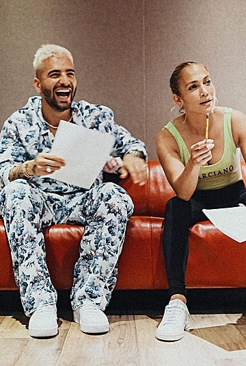 When Does Jennifer Lopez and Maluma's Marry Movie Come Out?