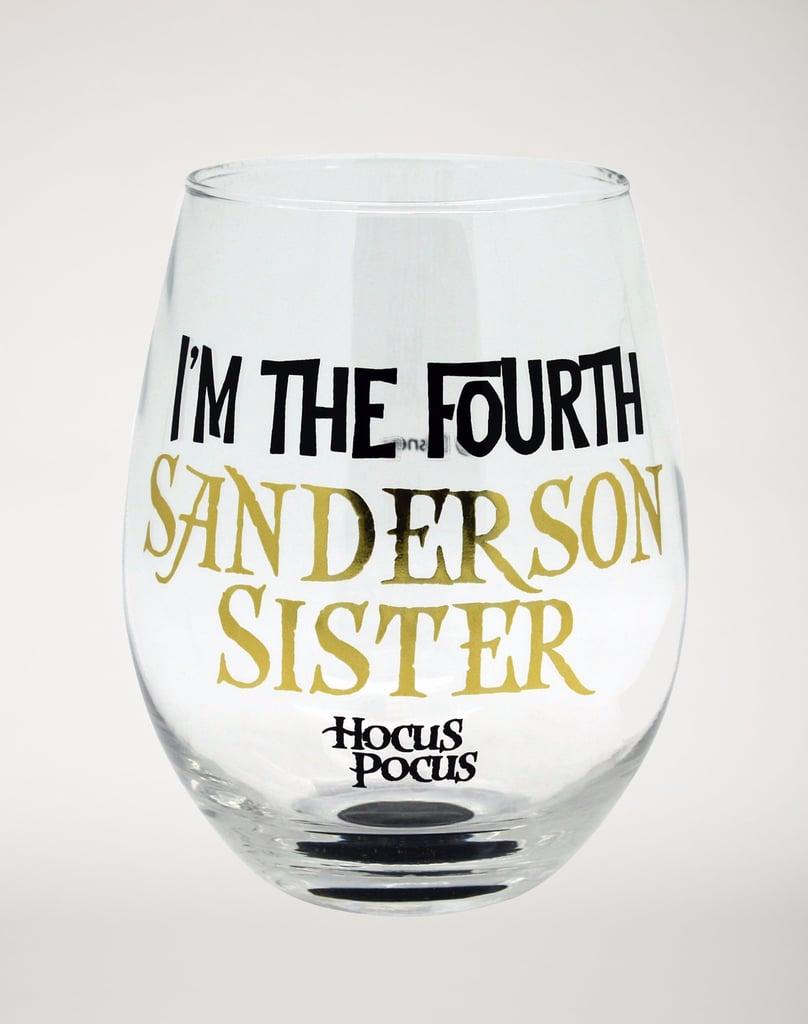 Sanderson Sisters Stemless Glass ($7)