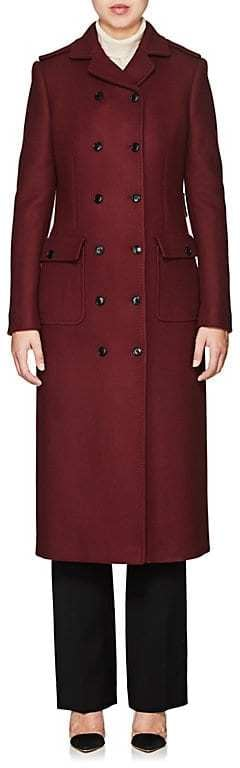 Barneys New York Women's Wool-Blend Double-Breasted Coat ($1,595)