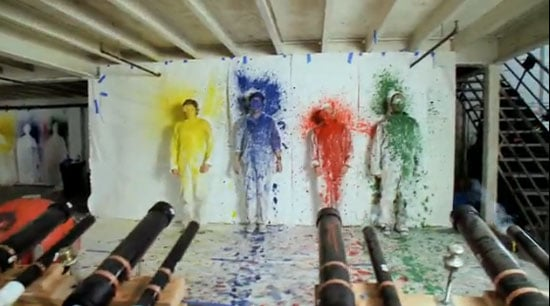 OK Go's Geeky New Video for This Too Shall Pass