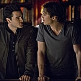 Enzo and Damon Are the New Bad Guys