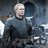 Leo (July 23–Aug. 22): Brienne of Tarth