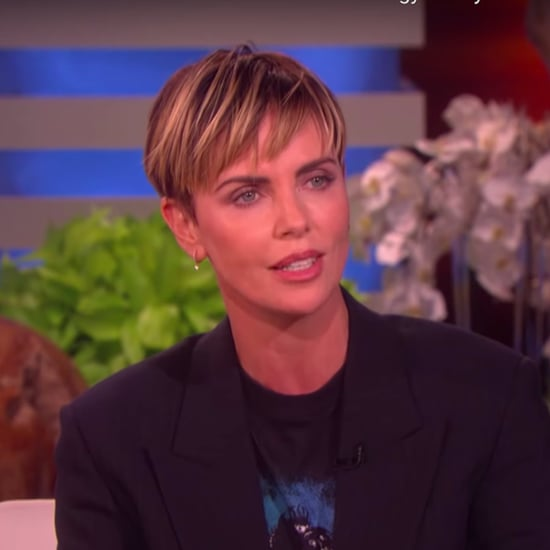 Charlize Theron on Meeting Margot Robbie For the First Time