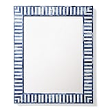 Madeline: Bar Harbor Bone Inlay Mirror