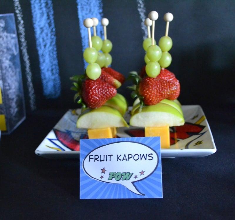 Fruit Kapows