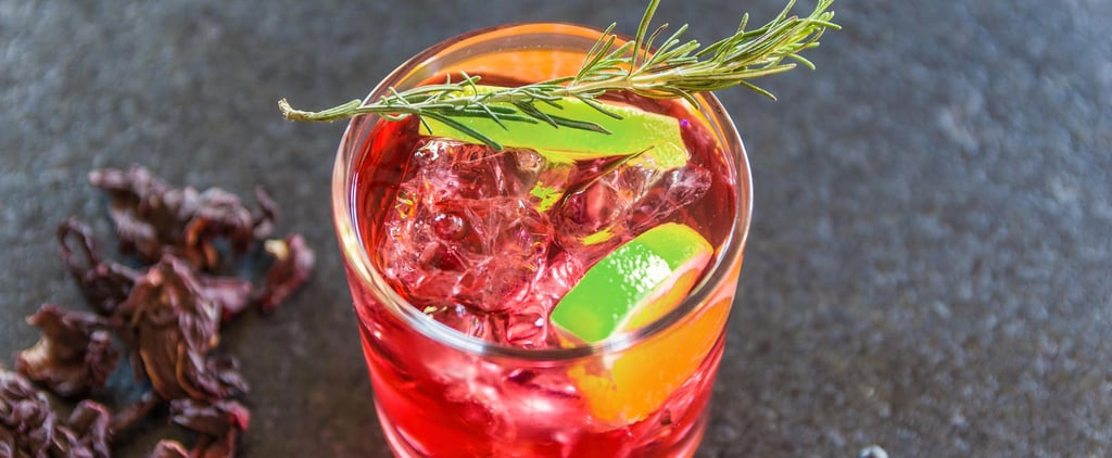 Cranberry Kombucha Mocktail Recipe