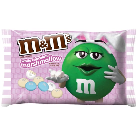 White Chocolate Marshmallow M&M's