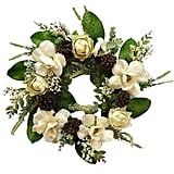 Imperial Magnolia Wreath Christmas 22 Inch Wreath