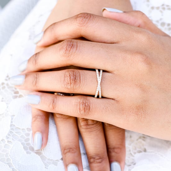 The Best Band For Every Engagement Ring Diamond Shape