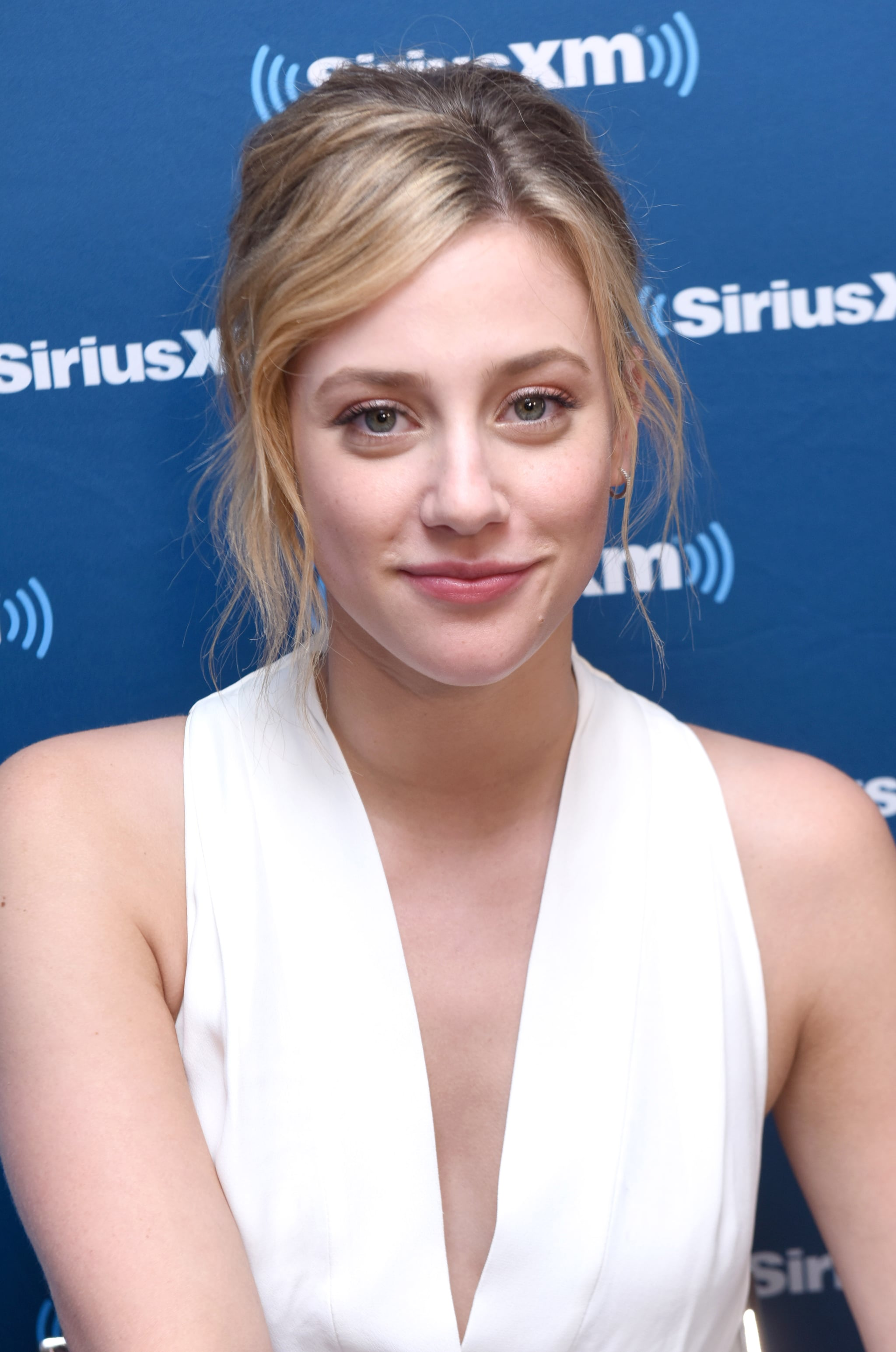 SAN DIEGO, CA - JULY 21:  Lili Reinhart attends SiriusXM's Entertainment Weekly Radio Broadcasts Live From Comic Con in San Diego at Hard Rock Hotel San Diego on July 20, 2018 in San Diego, California.  (Photo by Vivien Killilea/Getty Images for SiriusXM)