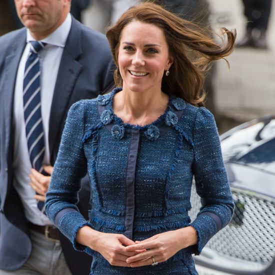 Kate Middleton's Rebecca Taylor Suit at King's College NHS