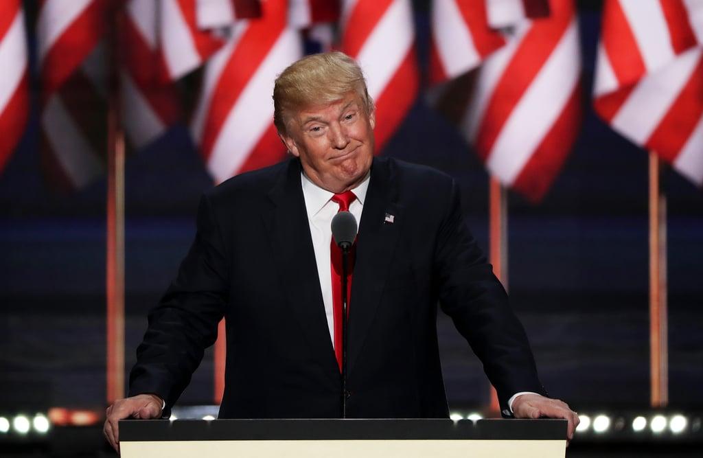 Reactions to Donald Trump's RNC Speech 2016