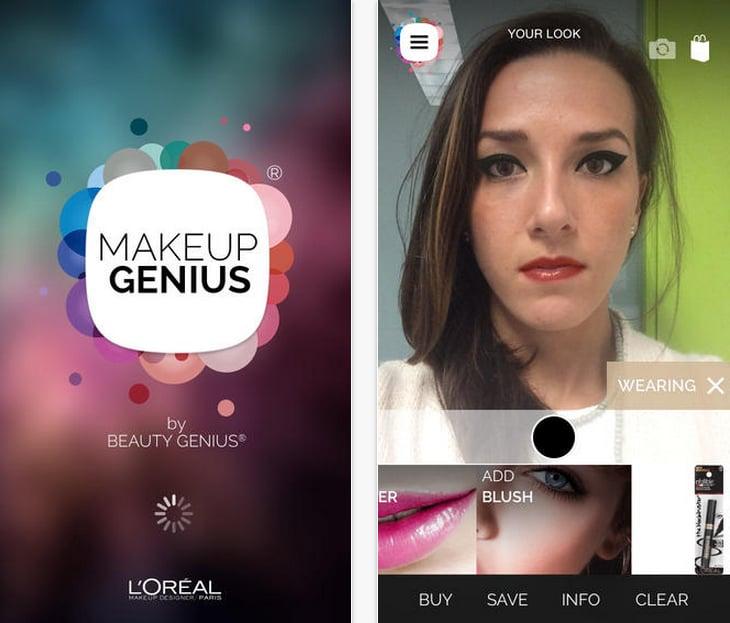 L'Oréal Makeup Genius
