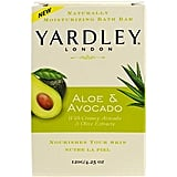 Yardley London Aloe & Avocado Naturally Moisturizing Bath Bar