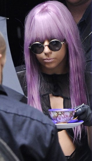 Purple People: A Gallery of Fun Hair Color
