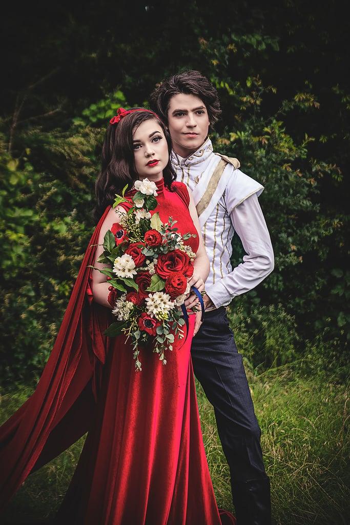This Disney Princess Wedding Is as Magical as a Fairy Tale