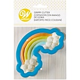 Rainbow Wilton Grippy Cookie Cutter