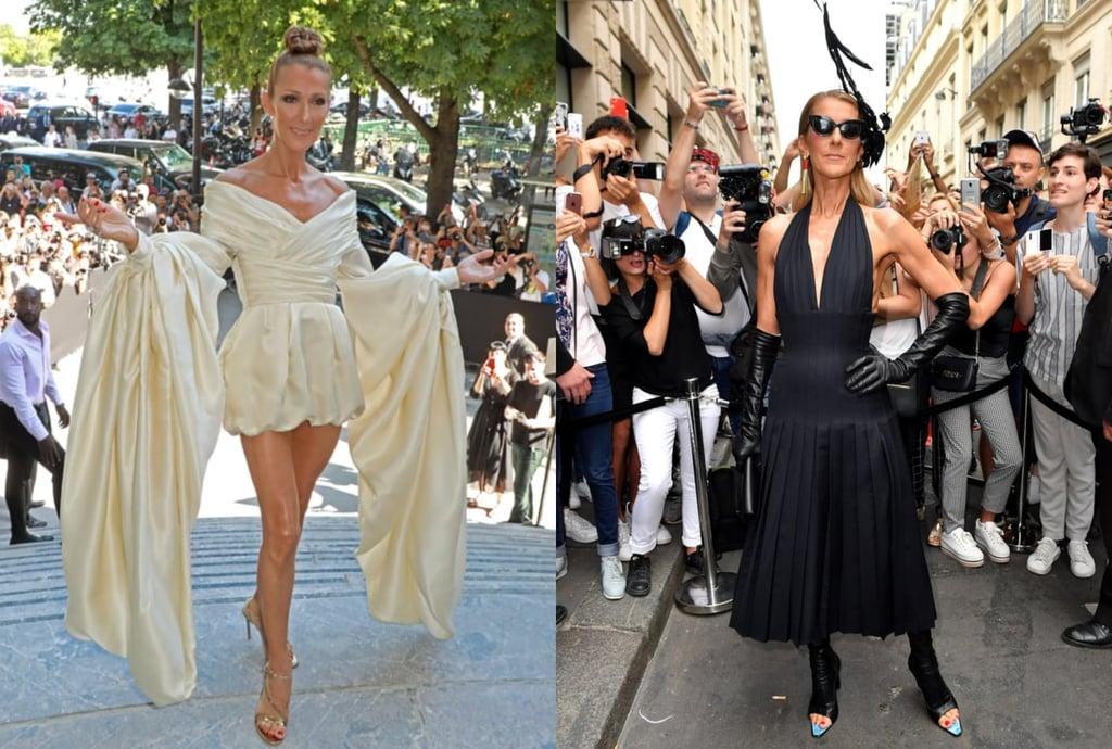 Celine Dion Best Fashion Looks