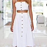 Hthjsco Two Pieces Dress