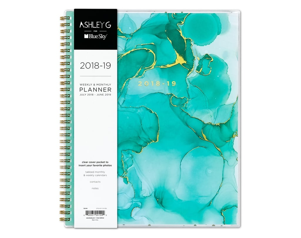 Ashley G For Blue Sky Academic Planner