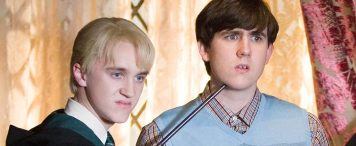 Harry Potter Reunion: Matthew Lewis, Tom Felton